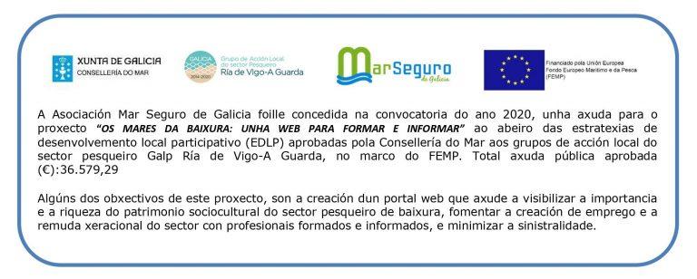 mar seguro galicia